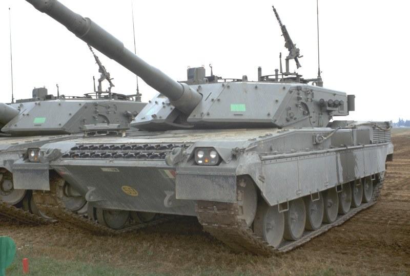 Foto carro armato leopard 63