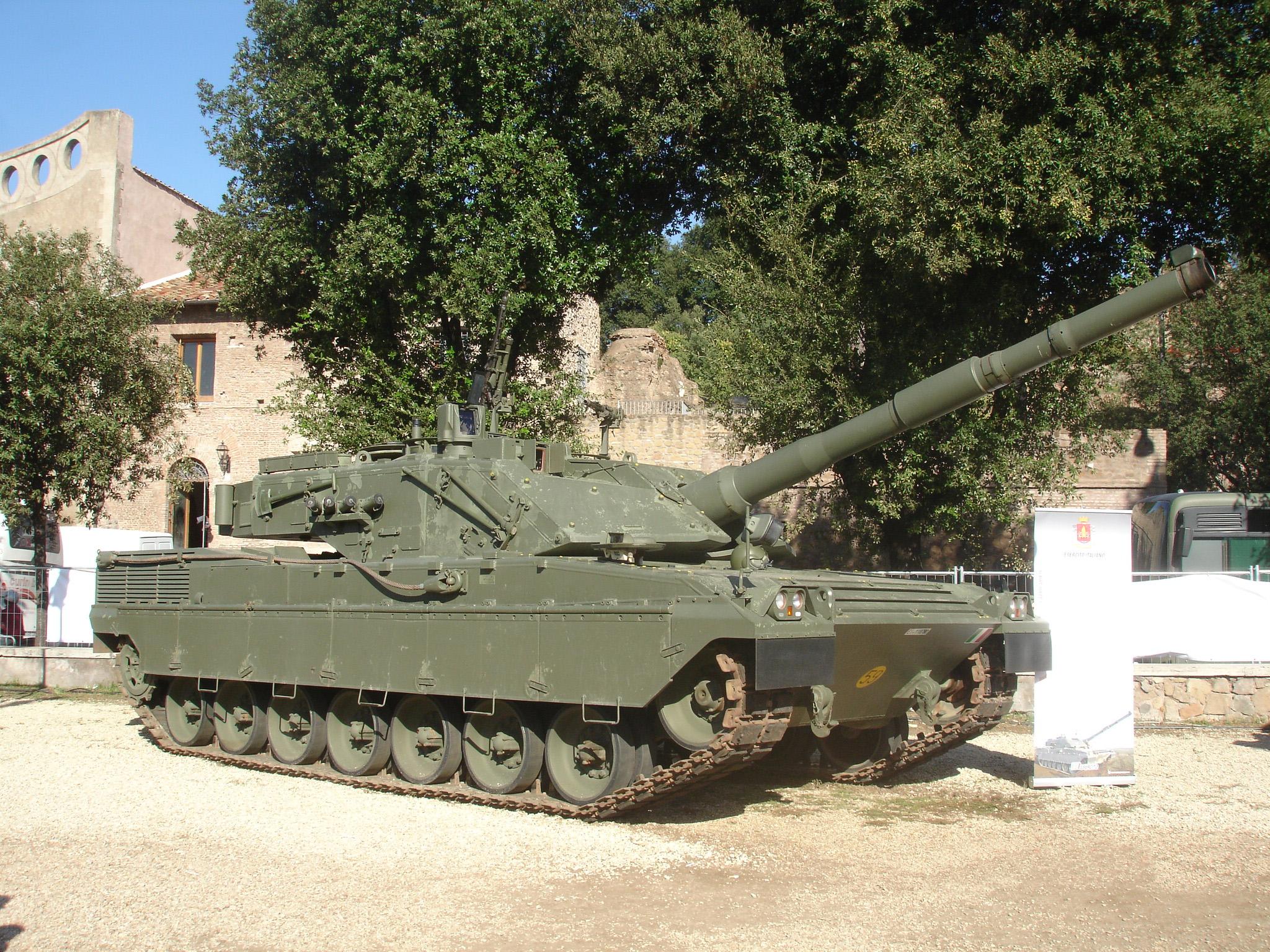 C1 ariete carri armati for Ariete evo 2 in 1